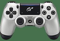 SONY DUALSHOCK4 Limited Edition GT Sport Controller} Silber/Schwarz