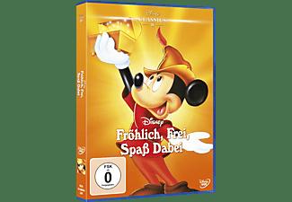 Fröhlich, Frei, Spaß dabei (Disney Classics) DVD