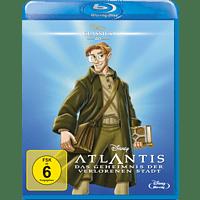 Atlantis - Das Geheimnis der verlorenen Stadt (Disney Classics) Blu-ray