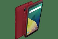 WIKO View XL 32 GB Cherry Rot Dual SIM