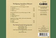 The Netherlands String Quartet - String Quartets and Oboe Quartet [CD]