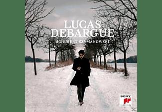 Lucas Debargue - Schubert,Szymanowski  - (CD)