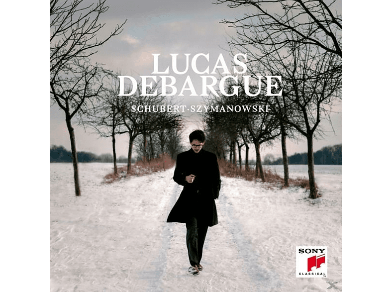 Lucas Debargue - Schubert,Szymanowski [CD]