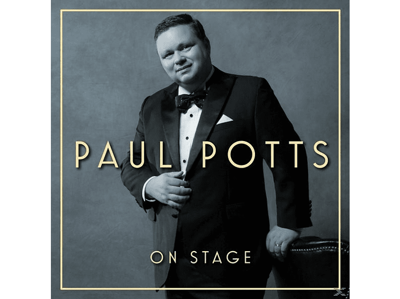 Paul Potts - On Stage [CD]