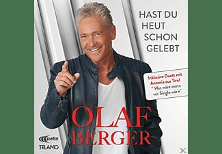Olaf Berger - Hast du heut schon gelebt  - (CD)