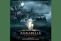 Benjamin Ost/wallfisch - Annabelle Creation-White Vinyl [Vinyl]
