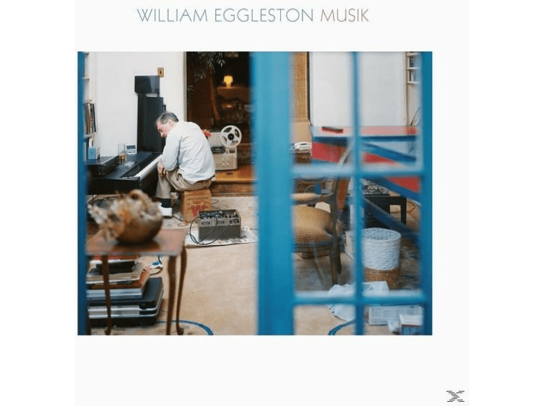 William Eggleston - Musik [CD]