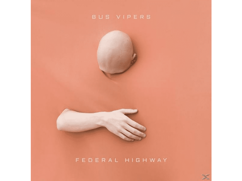 Bus Vipers - Federal Highway EP [Vinyl]
