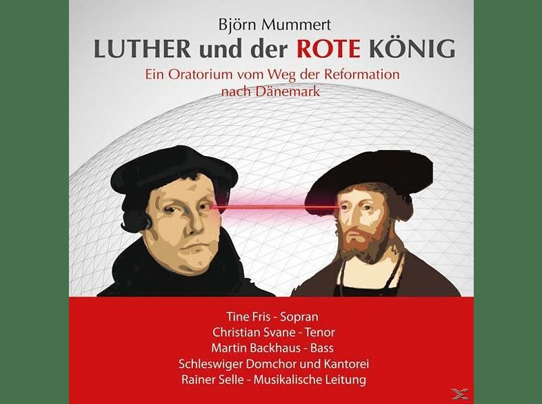 Schleswiger Domchor - Luther Und Der Rote König [CD]