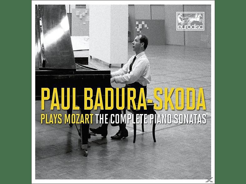 Paul Badura-skoda - The Complete Piano Sonatas [CD]