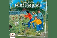 Fünf Freunde - 124/auf der Suche nach Timmy - (CD)