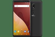 WIKO View Prime 64 GB Schwarz Dual SIM