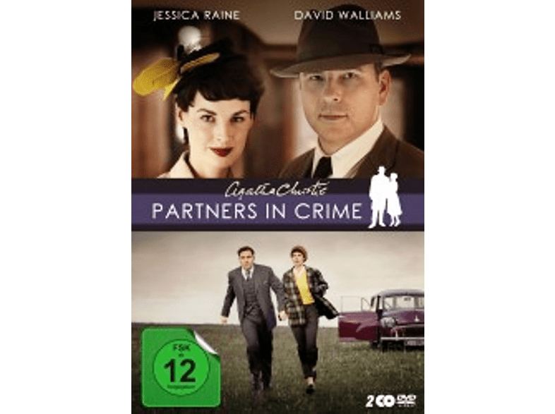 Agatha Christie: Partners in Crime [DVD]