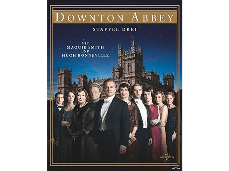 Downton Abbey - 3. Staffel [DVD]