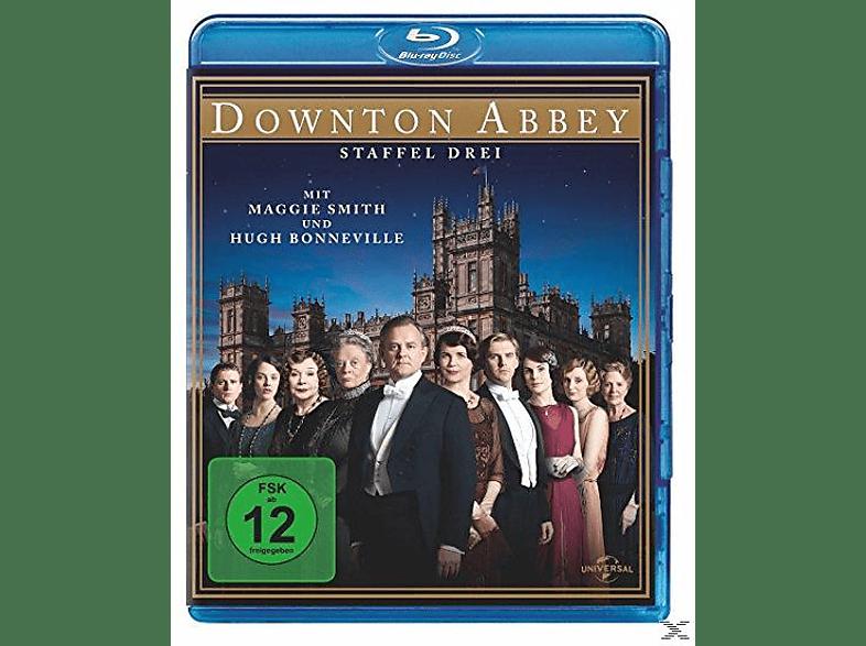 Downton Abbey - 3. Staffel [Blu-ray]