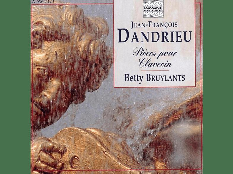 Betty Bruylants - Dandrieu:Cembalowerke [CD]
