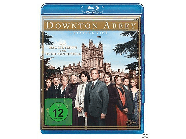 Downton Abbey - Staffel 4 [Blu-ray]