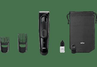 BRAUN HC 5050 Haarschneider Schwarz