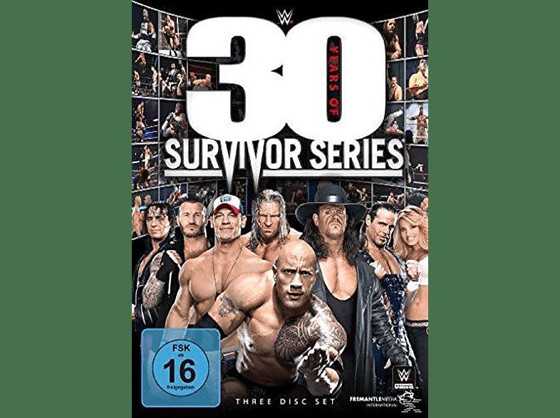 WWE - 30 Years of Survivor Series [DVD]