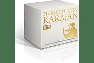 Herbert von Karajan - The Complete Recordings On DG & Decca (Ltd.Edt.)  [CD + DVD Video]