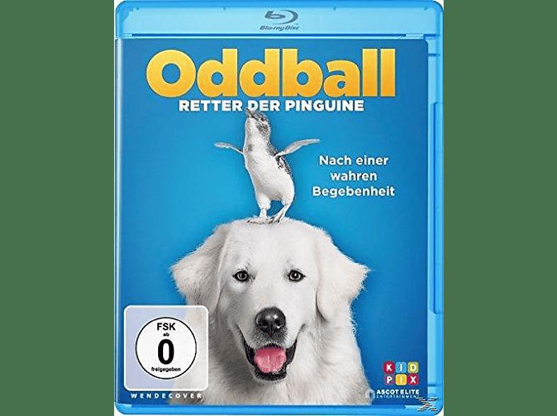 Oddball - Retter Der Pinguine [DVD]