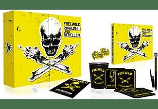 Frei.Wild - Rivalen und Rebellen (LTD. Boxset)  - (CD + Merchandising)