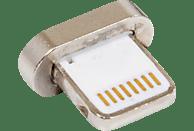 REALPOWER Magnetic Lightning, Adapter, Silber