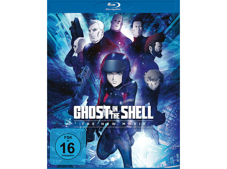 Ghost in the Shell - The New Movie [Blu-ray]