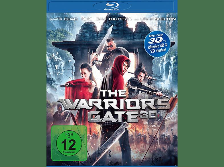 Warriors Gate [3D Blu-ray (+2D)]