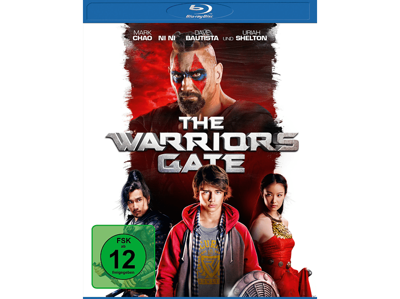 Warriors Gate [Blu-ray]