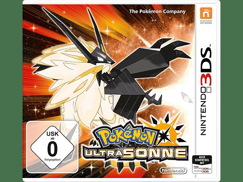 Pokémon Ultrasonne [Nintendo 3DS]
