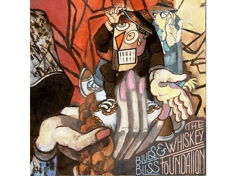 The Whiskey Foundation - Blues And Bliss (+Download) [Vinyl]