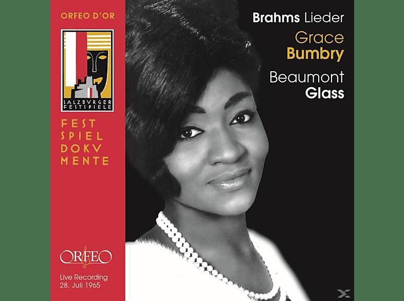Grace Bumbry, Beaumont Glass - Bumbry/Glass: Brahms-Lieder [CD]