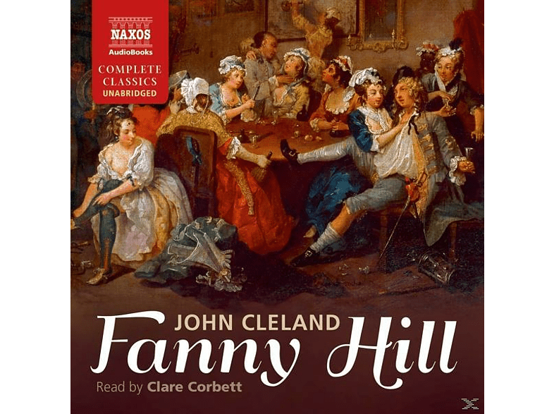 Clare Corbett - Fanny Hill - (CD)