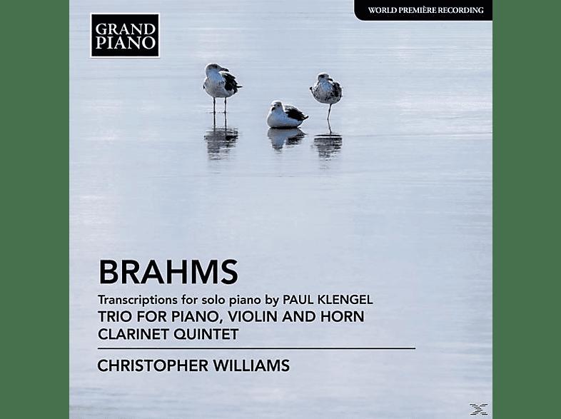Christopher Williams - Transkriptionen für Klavier solo von Paul Klengel [CD]