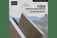 Zuzana Šimurdová - Sämtliche Klaviersonaten [CD]