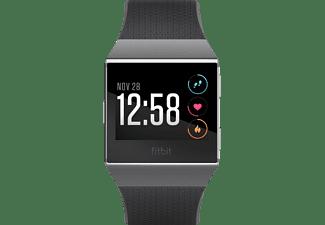 FITBIT Smartwatch Ionic, dunkelgrau/rauchgrau (FB503GYBK-EU)
