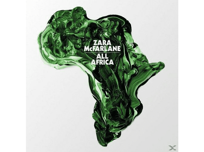 Zara Mcfarlane - All Africa (180g 10'' Vinyl/Ltd.Ed.) [EP (analog)]