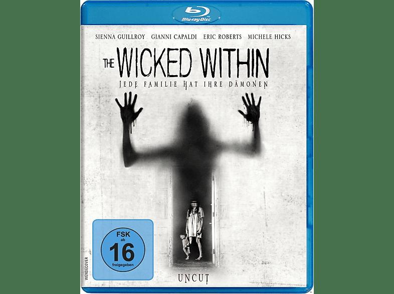 The Wicked Within - Jede Familie hat ihre Dämonen [Blu-ray]