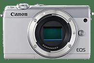 CANON EOS M100 Body Systemkamera 24.2 Megapixel mit Objektiv nur Gehäuse , 7.5 cm Display   Touchscreen, WLAN