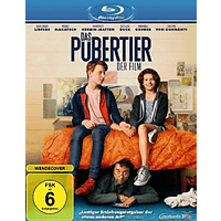 Das Pubertier - Der Film Blu-ray