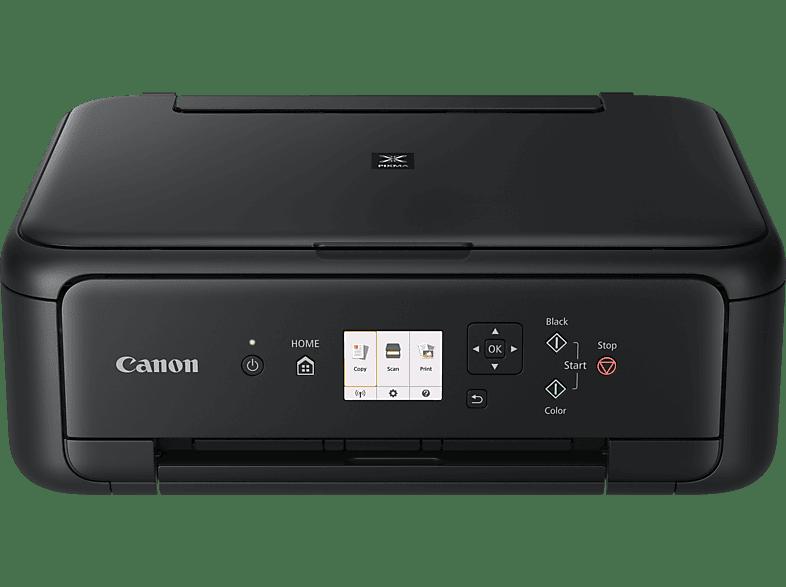 CANON PIXMA TS5150 2 FINE Druckköpfe mit Tinte (Schwarz und Farbe) 3-in-1 Tinten-Multifunktionsdrucker (Farbe) WLAN