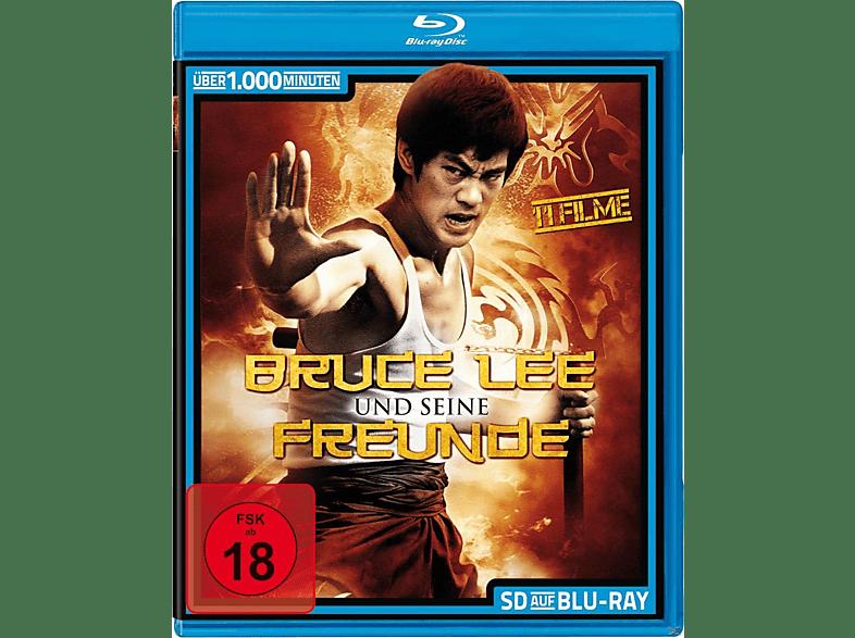 Bruce Lee und seine Freunde [Blu-ray]