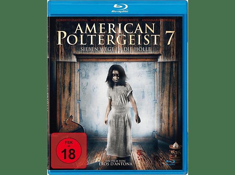 American Poltergeist 7 - Sieben Wege in die Hölle [Blu-ray]