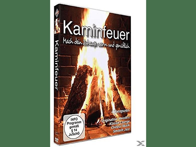 Kaminfeuer - Mach dein Zuhause warm und gemütlich [DVD]