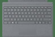 MICROSOFT Surface Pro Signature Type Cover Tastatur Platin Grau