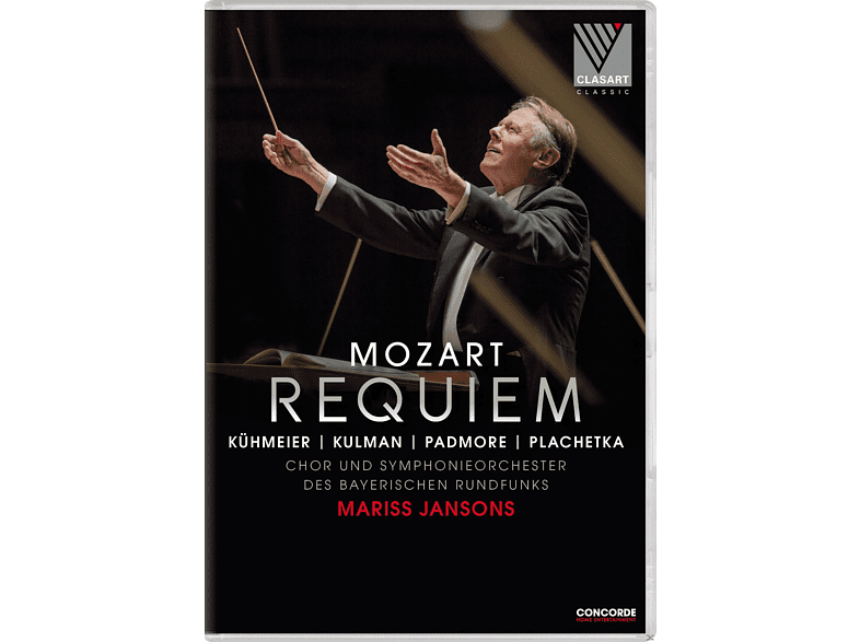 Mariss Jansons - Mozart: Requiem [DVD]