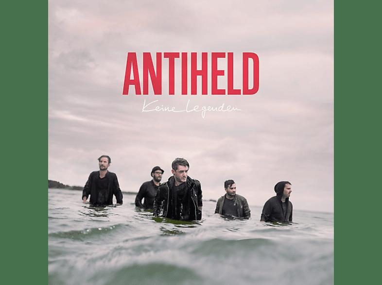 Antiheld - Keine Legenden [CD]