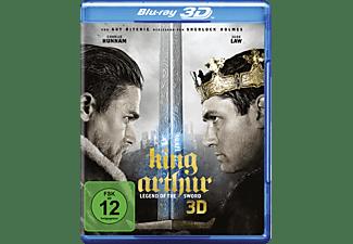 King Arthur: Legend of the Sword 3D Blu-ray