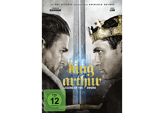 King Arthur: Legend of the Sword - (DVD)